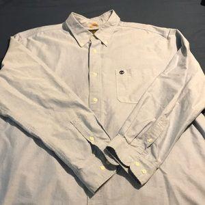 Timberland dress shirt sz XXL